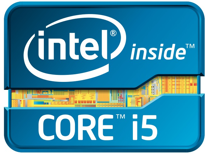 Intel Core i5 8. Gen